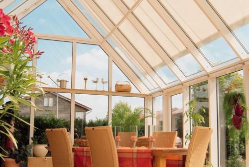 Dach- Außenmarkisen für eine natürliche Klimatisierung und Beschattung