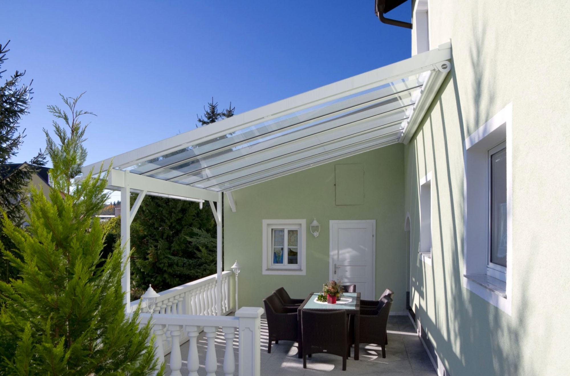 Terrassendach - Classic von Sunhouse Wintergärten
