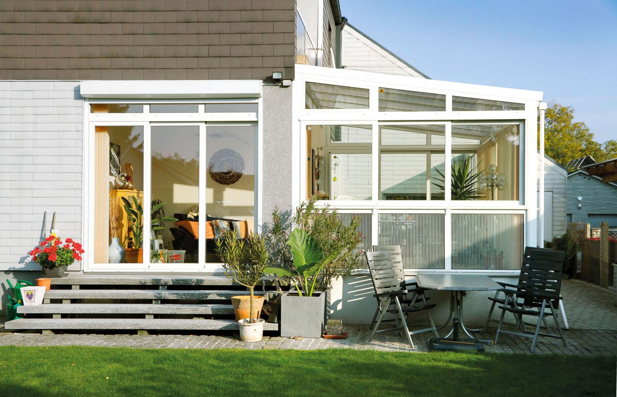 Wintergarten - Classic mit Terrasse